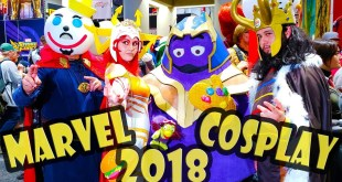 Best Marvel Cosplay Comic Con 2018 - Compilation Video