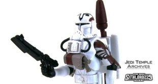 Clone Trooper with Space Gear (Star Wars: The Clone Wars) Wave 4