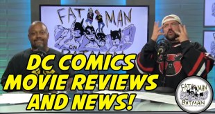 DC COMICS MOVIE REVIEWS AND NEWS!