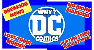 "DC COMICS ""BREAKING NEWS"" Must Watch Video  ""Is DC Trying to Destroy Comics?"""