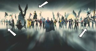 DCEU INTRO Breakdown - ALL CHARACTERS REVEALED