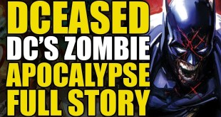 DCeased Full Story: DC's Zombie Apocalypse | Comics Explained