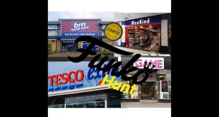 Funko Pop Hunting  .. UK ( We Find A Chase ) The Entertainer | Menkind | Tesco | Game | B&M