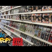 Funko Pop Hunting A MEGA SALE At Forbidden Planet International & The Entertainer -  UK