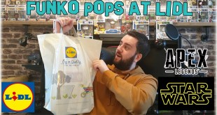Funko Pop Hunting for Lidl Exclusives - UK Pop Collector