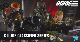 G.I. Joe Classified Series Wave One Closer Look!