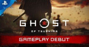 Ghost of Tsushima - E3 2018 Gameplay Debut | PS4