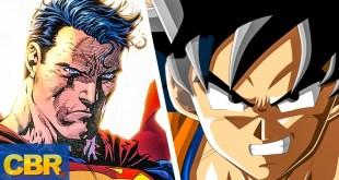 Goku Is Stronger Than Superman