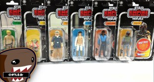 Hasbro Star Wars The Empire Strikes Back Retro Collection