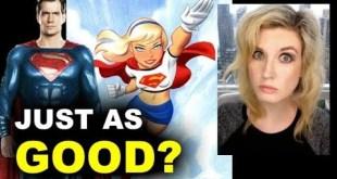 Henry Cavill out, DCEU Supergirl Origin Movie in?!