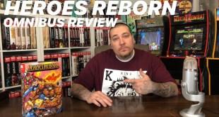 Heroes Reborn OMNIBUS Review | Jim Lee | Rob Liefeld | Marvel Comics