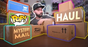 Huge Funko Pop Mystery Mail Haul Unboxing! (Ep. 2)