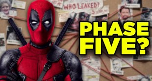 MARVEL PHASE 5 Secret Timeline! Deadpool, New Avengers & Fantastic Four!