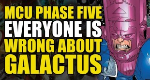 MCU Phase 5: Everyone Is Wrong About Galactus | Comics Explained