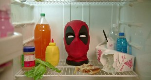 Marvel Legends Interactive Electronic Deadpool's Head!