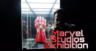 Marvel Studios: Ten Years of Heroes Exhibition Pavilion Kuala Lumpur Malaysia