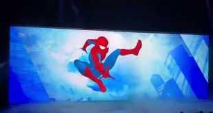 Marvel: Super Heroes United - Walt Disney Studios Park
