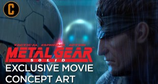 Metal Gear Solid Movie Concept Art Revealed By Director - Exclusive