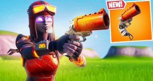 *NEW* FORTNITE UPDATE! (FLARE GUN)