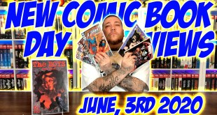 New COMIC BOOK Day Reviews 6/03/2020 | The Boys | Action Comics | Detective Comics | Catwoman