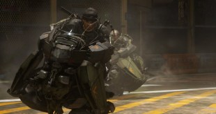 "Official Call of Duty®: Advanced Warfare - ""Future Tech & Exoskeleton"" Behind the Scenes Video"