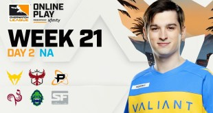 Overwatch League 2020 Season | Week 21 | NA Day 2