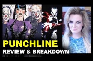 Punchline DC Comics Joker's New Girlfriend - ORIGIN & BREAKDOWN