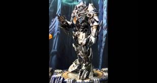 SDCC 2015 Prime 1 Studio Transformers Statues