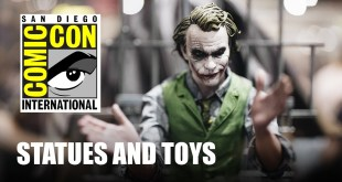 San Diego Comic Con 2019 - Statues and Toys - Sideshow Collectables - Weta - Meca Booth tour - SDCC