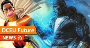 Shazam 2 Director Not Aware of Black Adam Crossover or DCEU Future