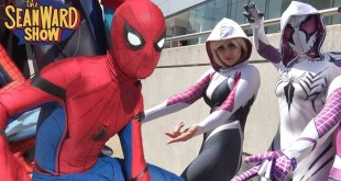 Spider-Man: SPIDER-VERSE takes Fan Expo Comic Con Invasion!!!