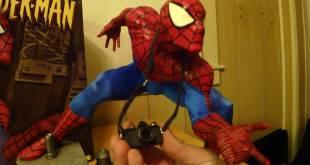 Spiderman Sideshow Exclusive 1/4 Scale Premium Format Statue