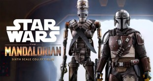 Star Wars 'The Mandalorian' Sixth Scale Figures by Hot Toys!
