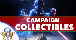 Star Wars Battlefront 2 Collectible Locations - All 23 For Campaign Milestones (175 Crafting Parts)