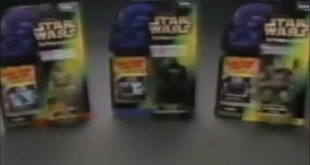 Star Wars Commercials from Kenner/Hasbro & Galoob (1995-2000)