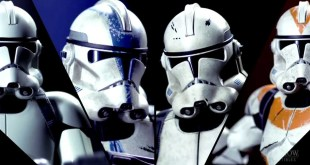 Star Wars Deluxe Clone Trooper Sixth Scale Figure Collection | Sideshow Collectibles