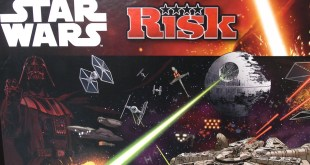 Star Wars Risk Edition from Hasbro