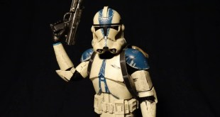 Star Wars Sideshow Collectibles Figure Review: 501st Trooper