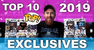 TOP 10 FUNKO POP EXCLUSIVES OF 2019