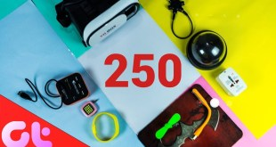 TOP 15 BEST Gadgets Under Rs. 250 (Hindi- हिन्दी) | GT Hindi