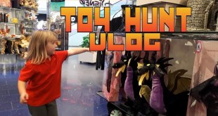 TOY HUNT UK Vlog  - Disney Store, Maleficent, Funko Pop, Marvel, Star Wars, Build A Bear & Halloween