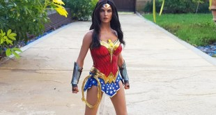 TRUE LIGHT REVIEW : HOT TOYS WONDER WOMAN ( COMIC CONCEPT VERSION )