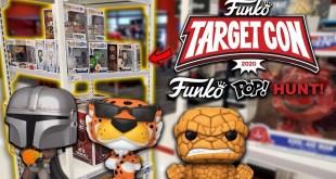 Target Con 2020 Funko Pop Hunt! (Tons of Exclusives)