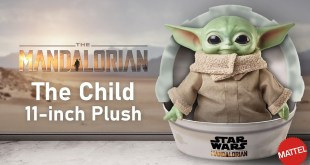 The Child Plush from Mattel!