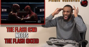 The Flash (CW) Meets The Flash (DCEU) | Crisis on Infinite Earths Crossover (PART 4) REACTION
