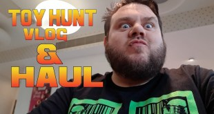 Toy Hunt Vlog & Haul UK - Marvel Legends, Diamond Select, Disney Store ToyBox, Funko & More!!!