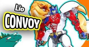 Transformers Masterpiece LIO CONVOY Beast Wars II Review