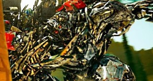 Transformers revenge of the fallen - Optimus prime vs The fallen and Megatron (1080pHD VO)
