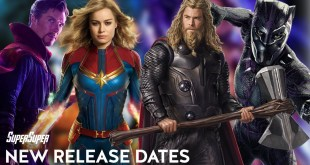 Upcoming Marvel Movies Release Dates! | SuperSuper