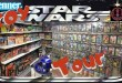 Vintage Star Wars toy collection tour 80s toy room tour museum display Part 1